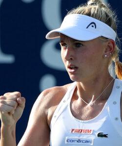 Jil Teichmann - Tennis Majors