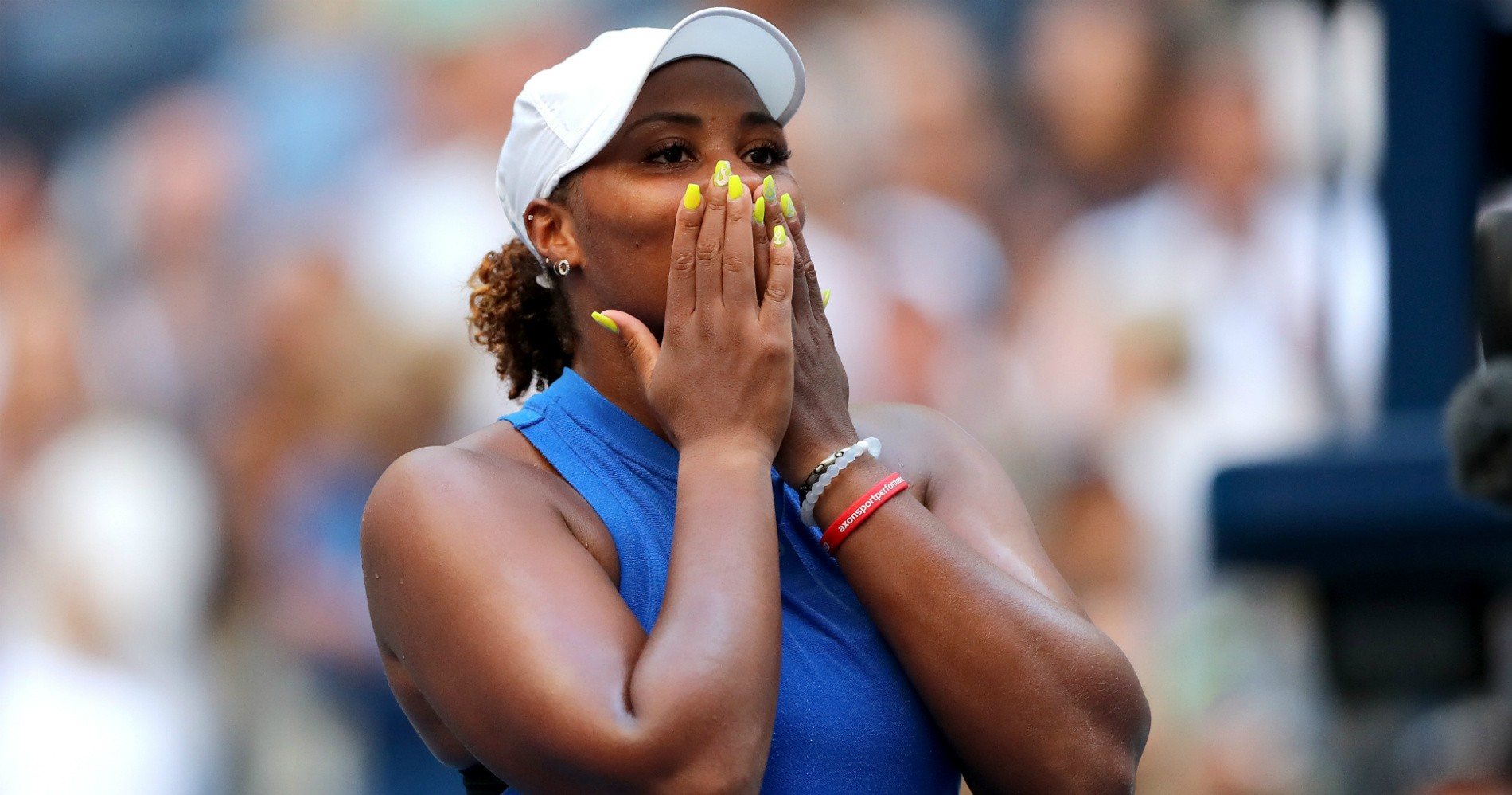 Taylor Townsend 2019 US Open