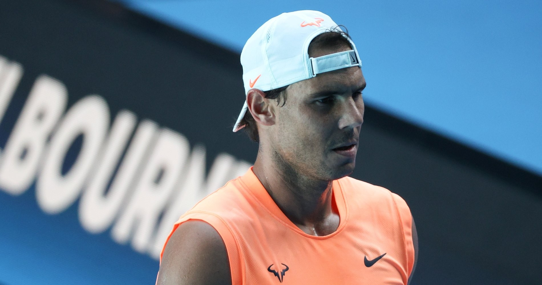 Rafael Nadal, Melbourne, 2021