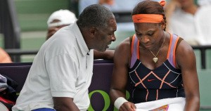 Richard Williams, Serena Williams, 2007