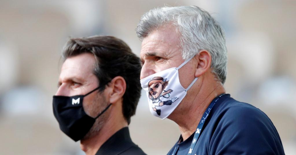 Apostolos Tsitsipas, Roland-Garros, 2020