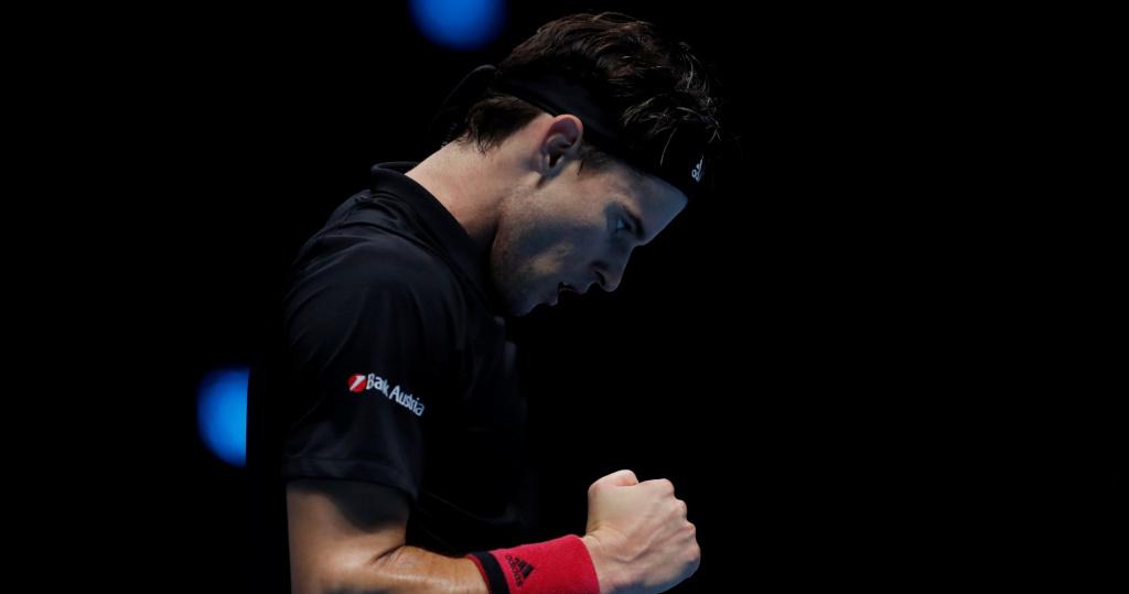 Dominic Thiem, ATP Finals, 2020