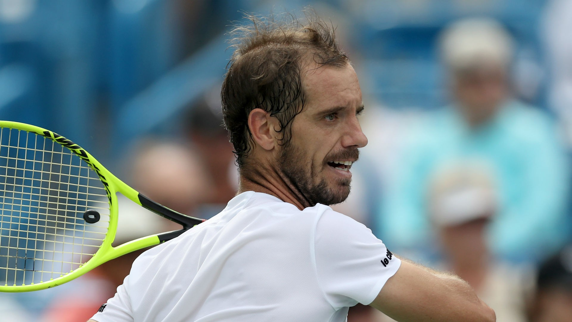 Richard Gasquet is one of the best French player in history