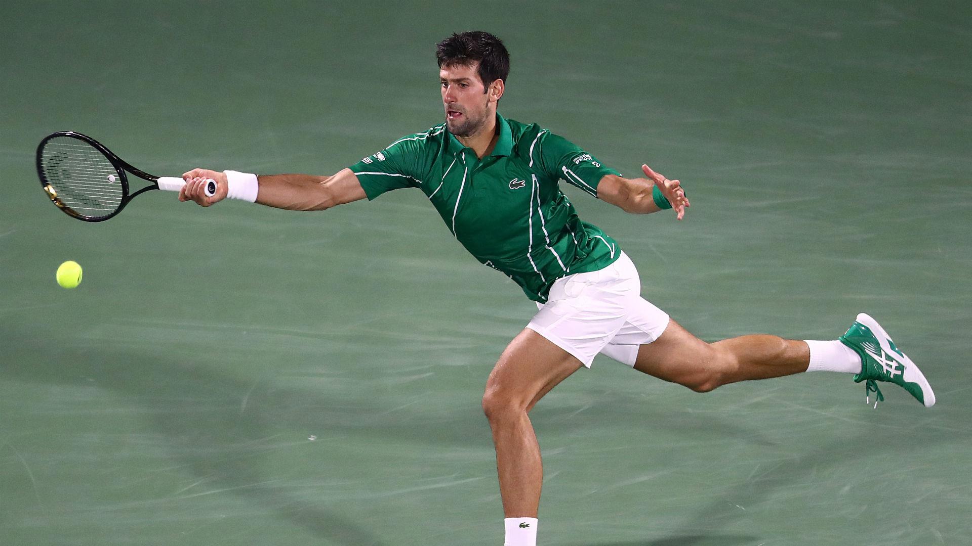 Novak Djokovic - Serbia