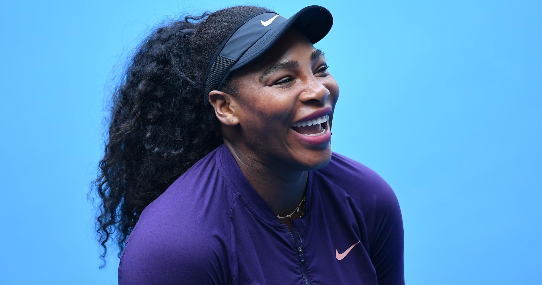Serena Williams before 2020 Australian Open