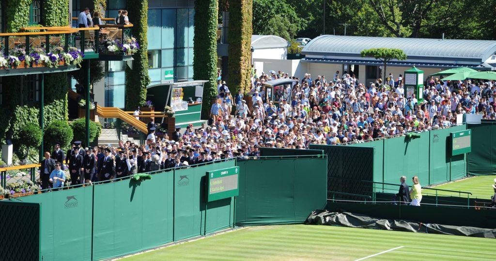 The Queue at Wimbledon
