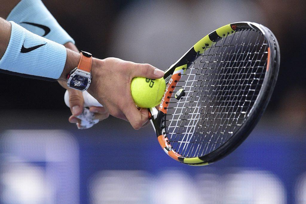 Rafael Nadal's watch