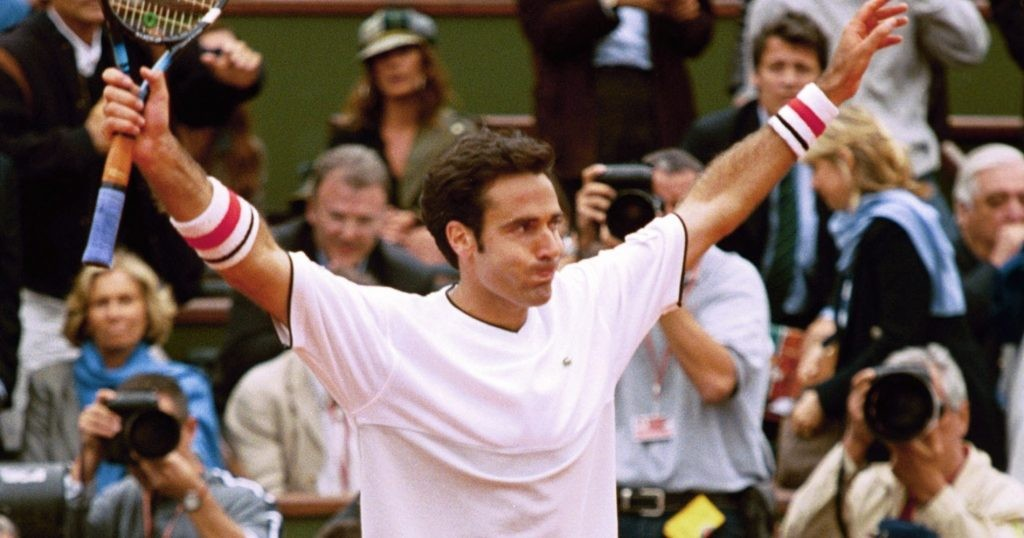 Alex Corretja, 2001 French Open runner-up