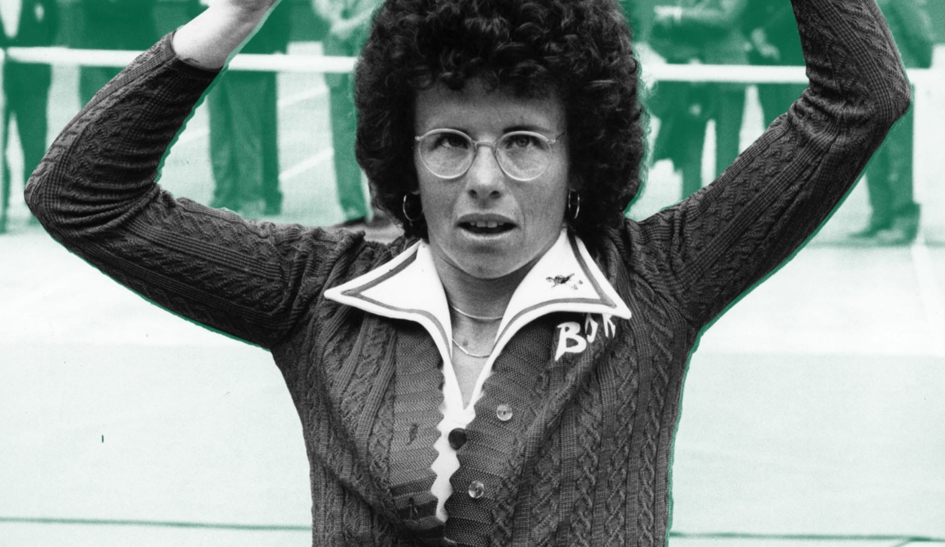 Billie Jean King - On this day