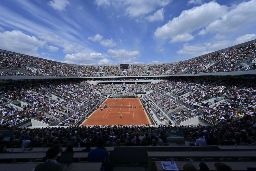 Court Philippe Chatrier - Roland-Garros