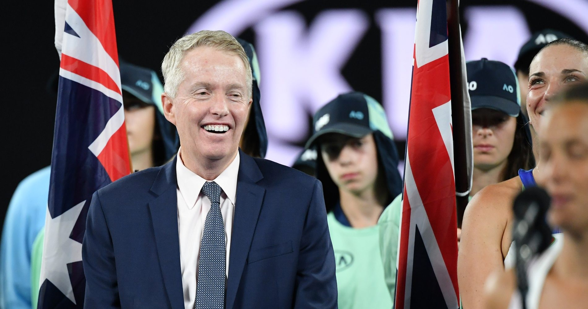 Craig Tiley is the CEO of Tennis AUstralia and tournament director aof the Australian Open since 2013