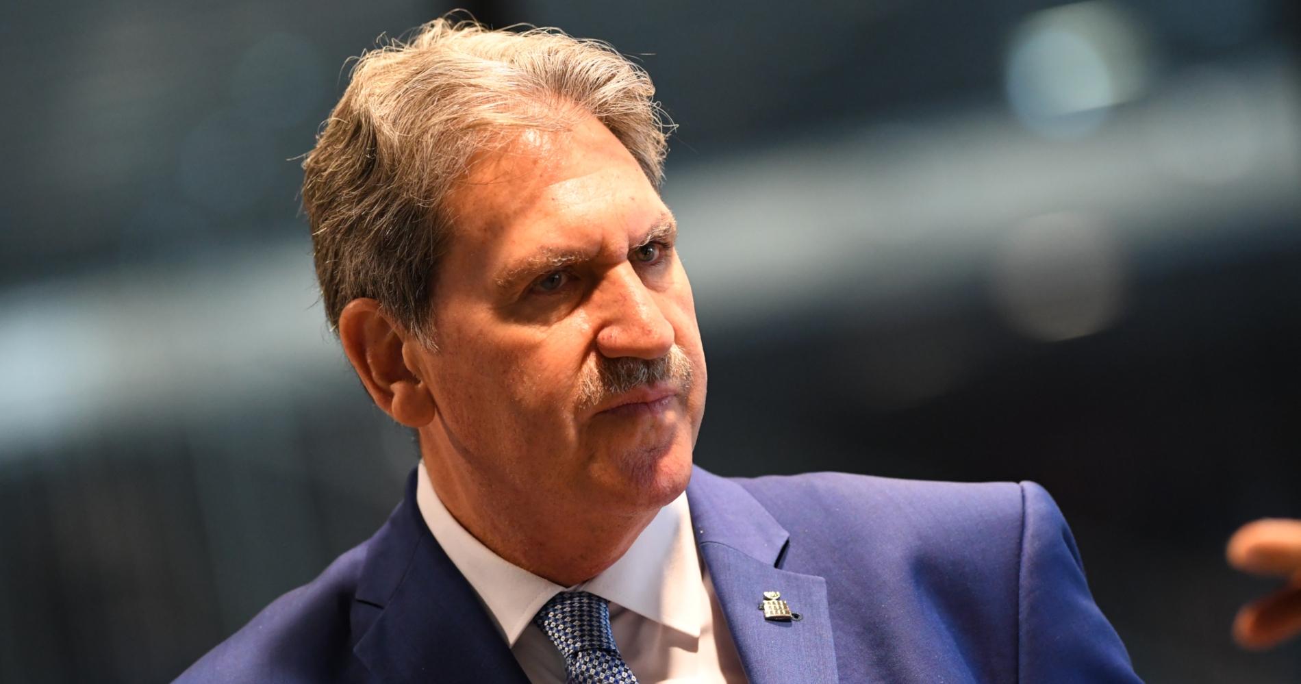 David Haggerty, ITF chairman