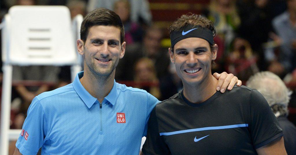 La rivalité entre Rafael Nadal et Novak Djokovic est la plus prolifique de l'histoire.