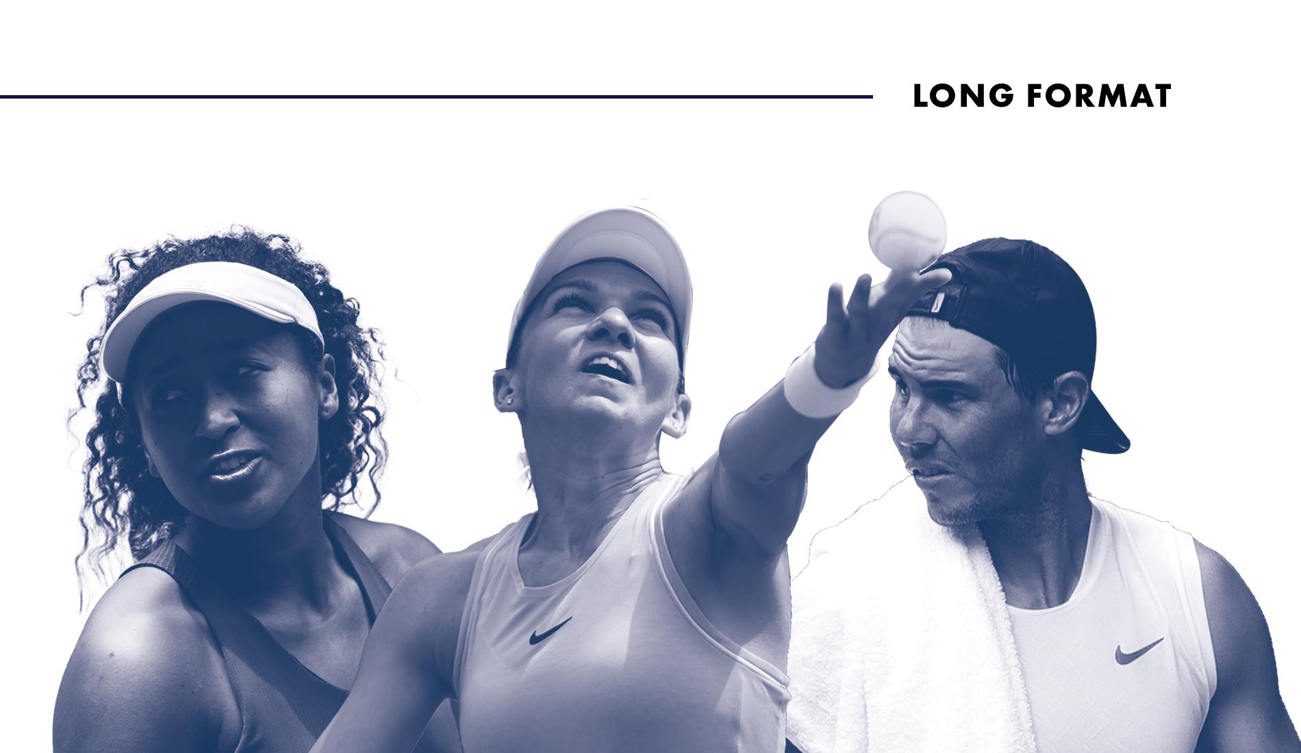"""Feature """"Confinement"""" - Tennis Majors FR"""