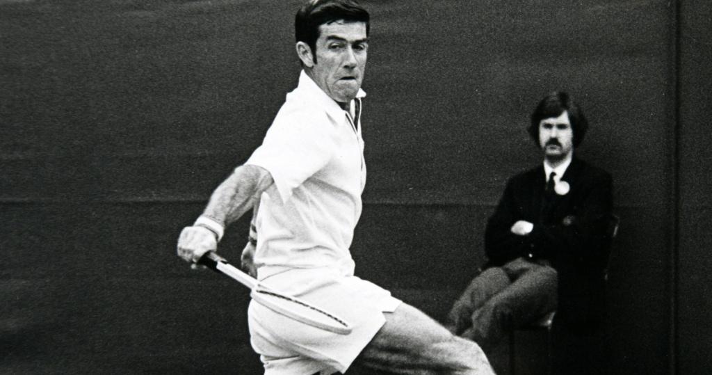 Ken Rosewall, Wimbledon