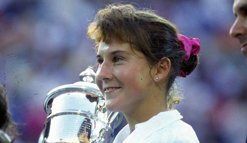 Monica Seles, 1992 French Open winner