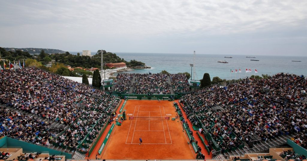 Monte-Carlo's main court