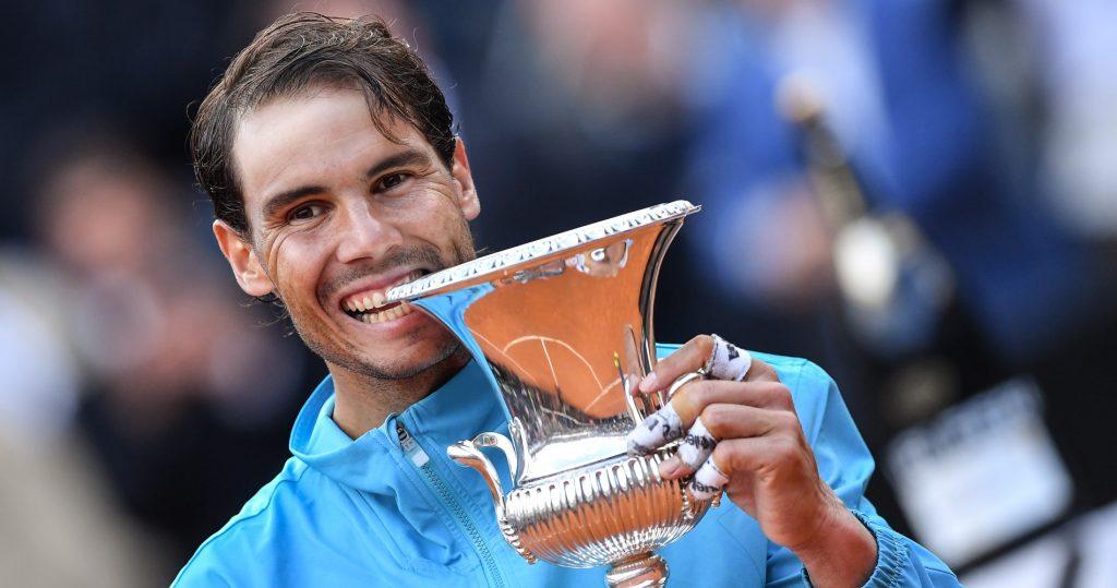 Rafael Nadal, 2019 Rome Masters 1000's winner