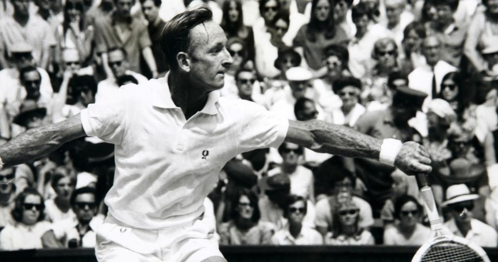 Rod Laver, 1968 Wimbledon