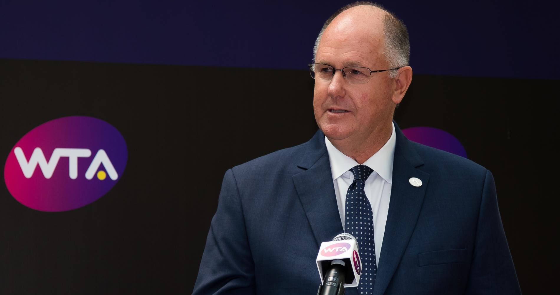 Steve Simon, WTA chairman