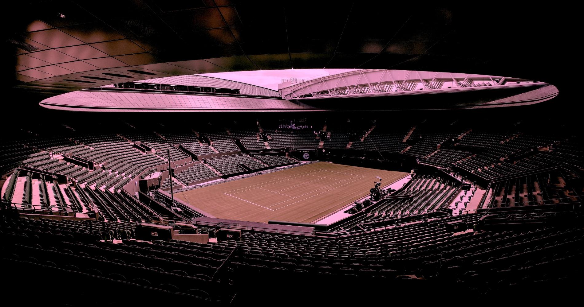 Wimbledon's Centre Court