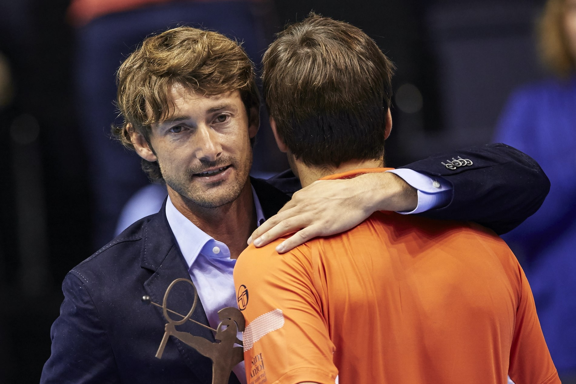 Juan Carlos Ferrero - Spain
