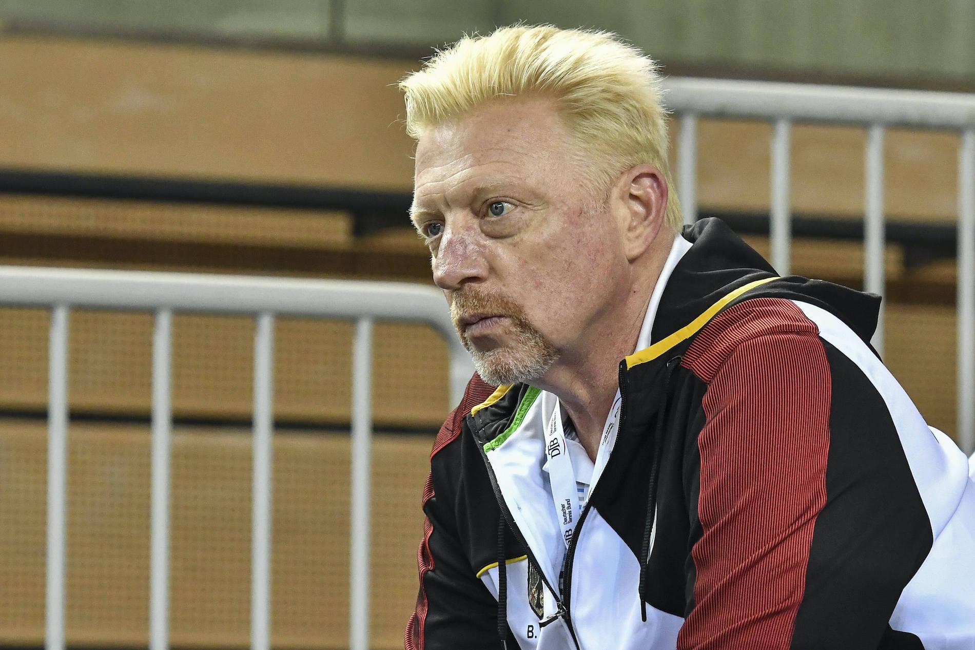 Boris Becker - Germany