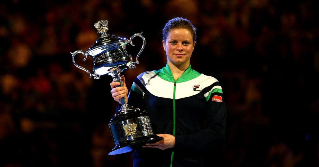 Clijsters won the Australian Open in 2011