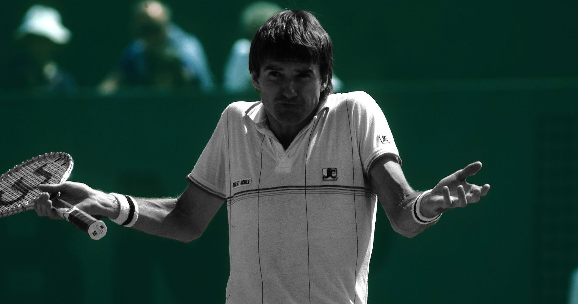 Jimmy Connors, On this day