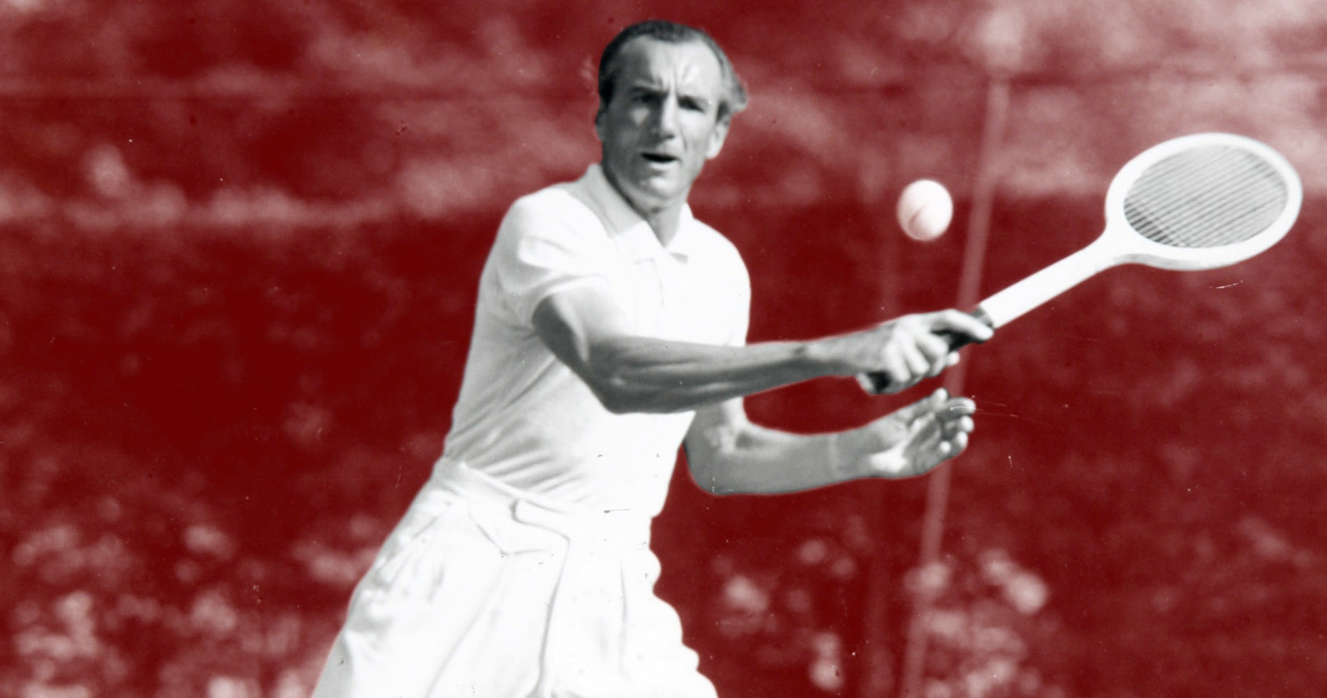 Fred Perry remained for long the last British winner of a Grand Slam
