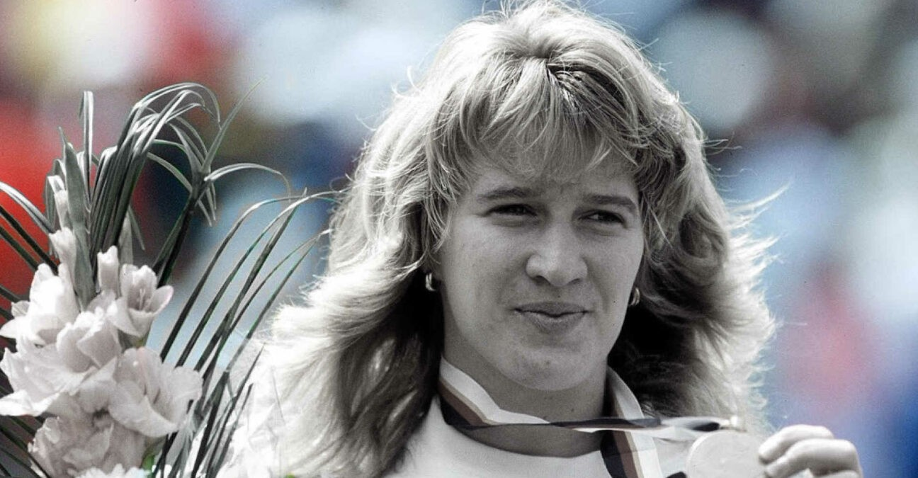 Steffi Graf gold medalist at the 1988 Olympics (On this day)