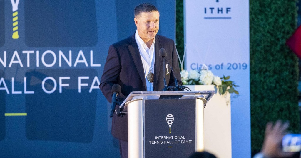 Ievgueni Kafalnikov, Hall of Fame, 2019