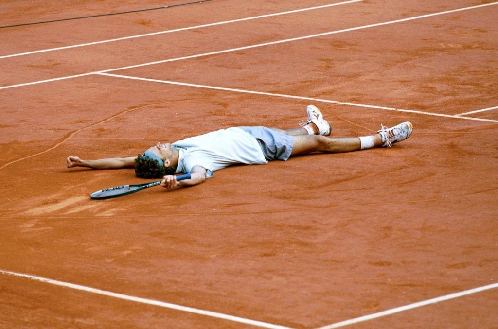 Kuerten - Roland-Garros