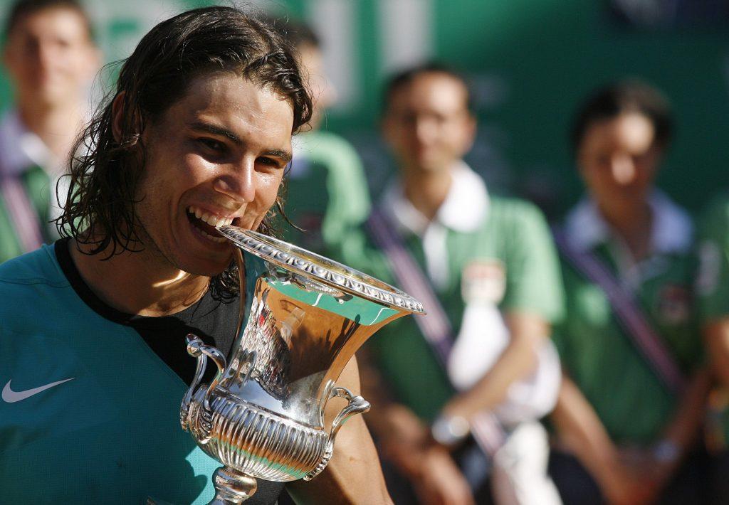 Rafael Nadal - Rome 2007