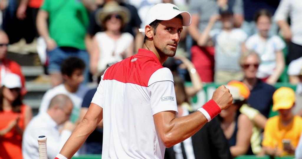 Novak Djokovic, Monte-Carlo 2018