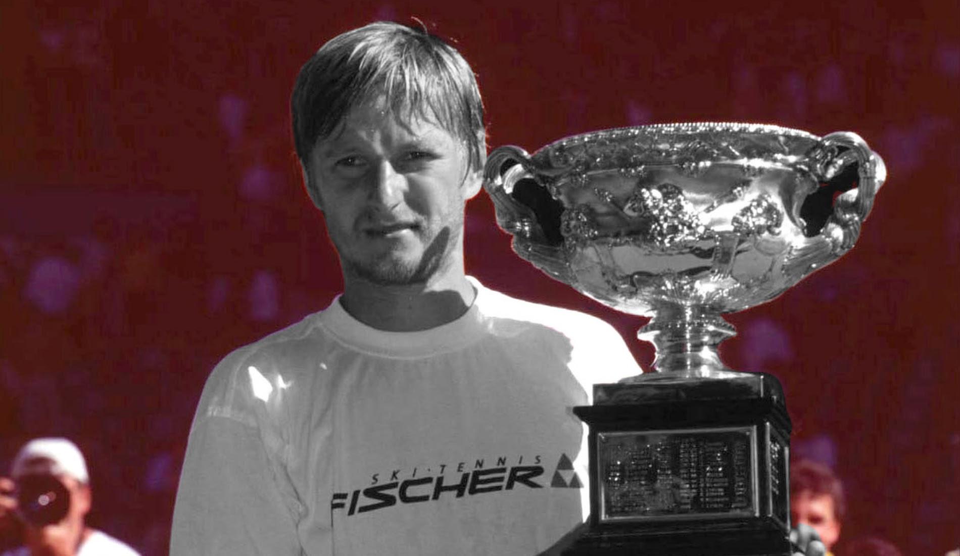 Yevgeny Kafelnikov - World number one
