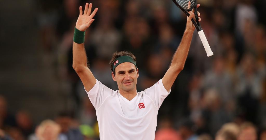 Roger Federer, Match for Africa 2020