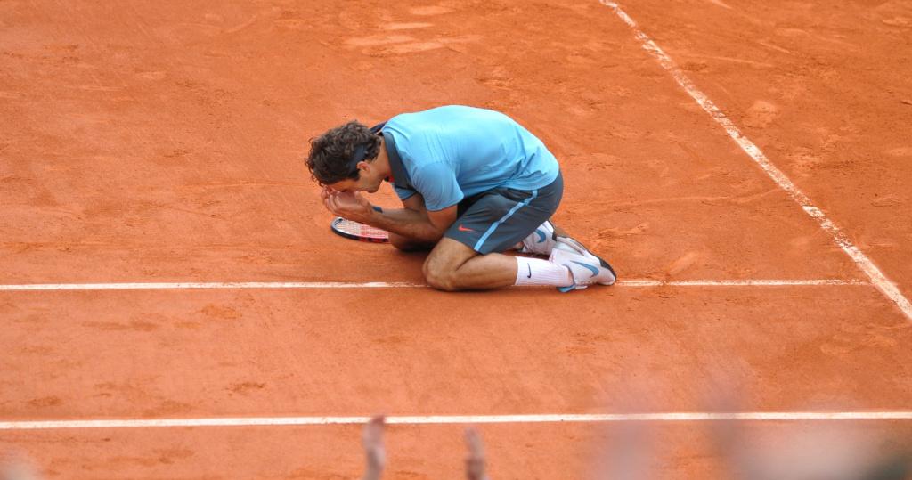 Roger Federer, 2009 French Open