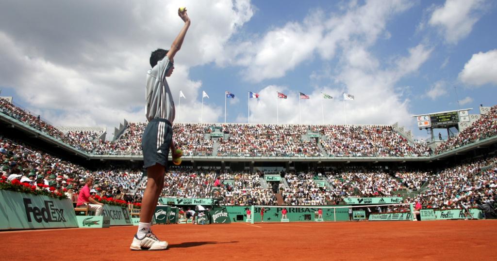 Philippe-Chatrier court, Roland-Garros