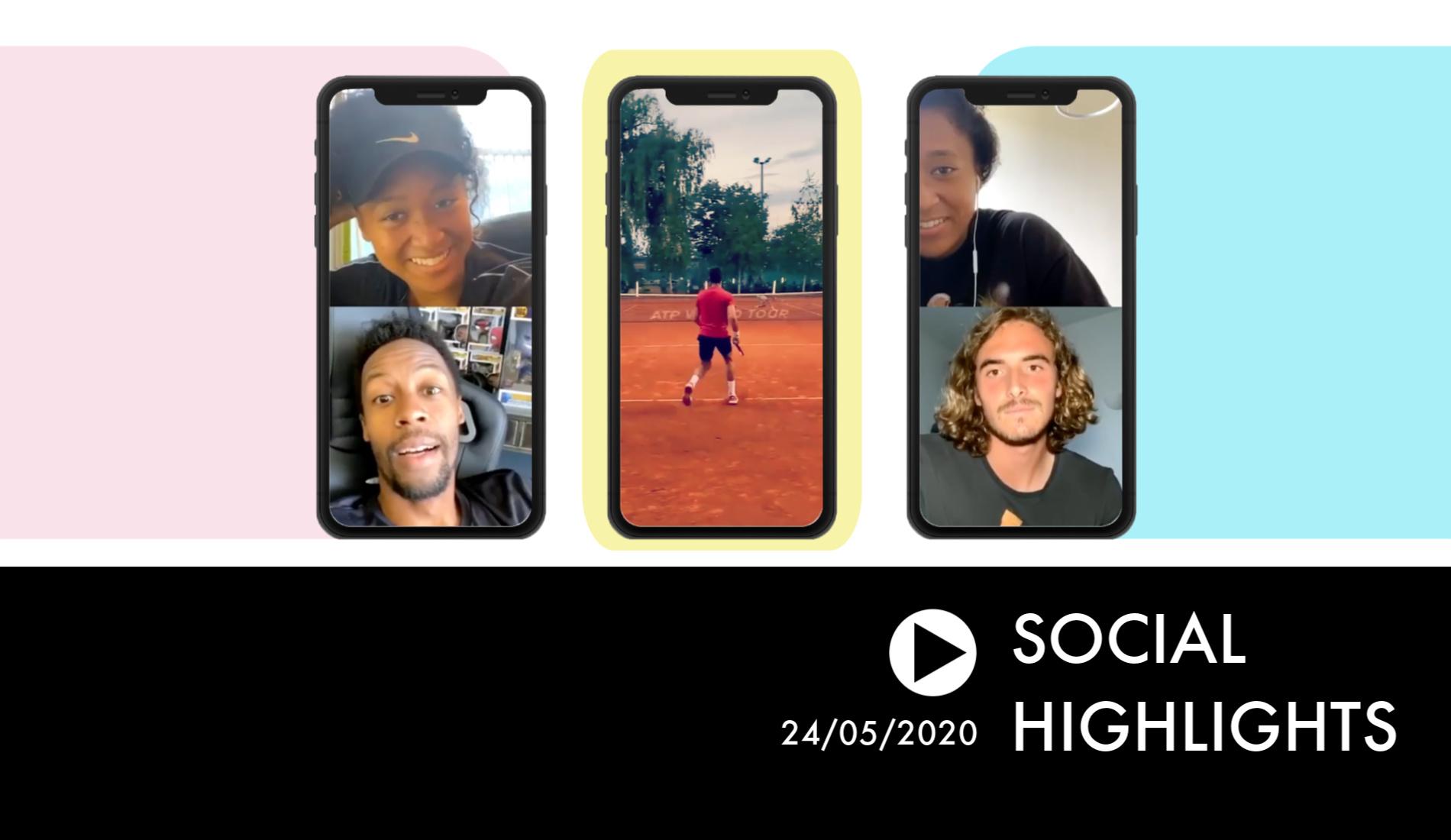 Social Highlights 24.05.20