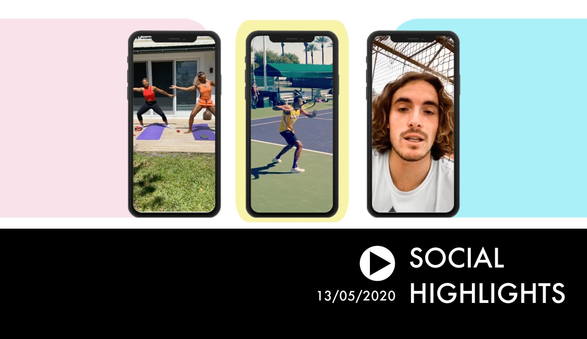 Social Highlights 13th May