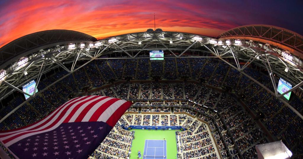L'US Open est organisé par la Fédération Américaine de Tennis