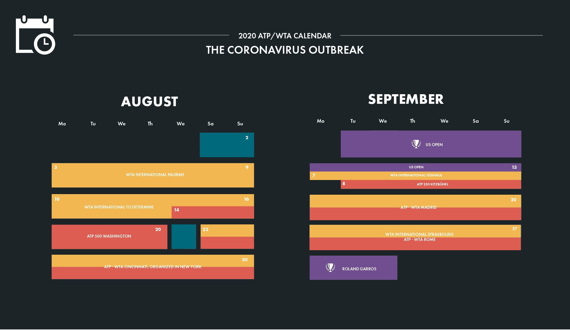 Une - Calendar