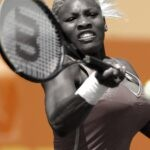 The 19th, May, 2002, Serena finally won a title on clay