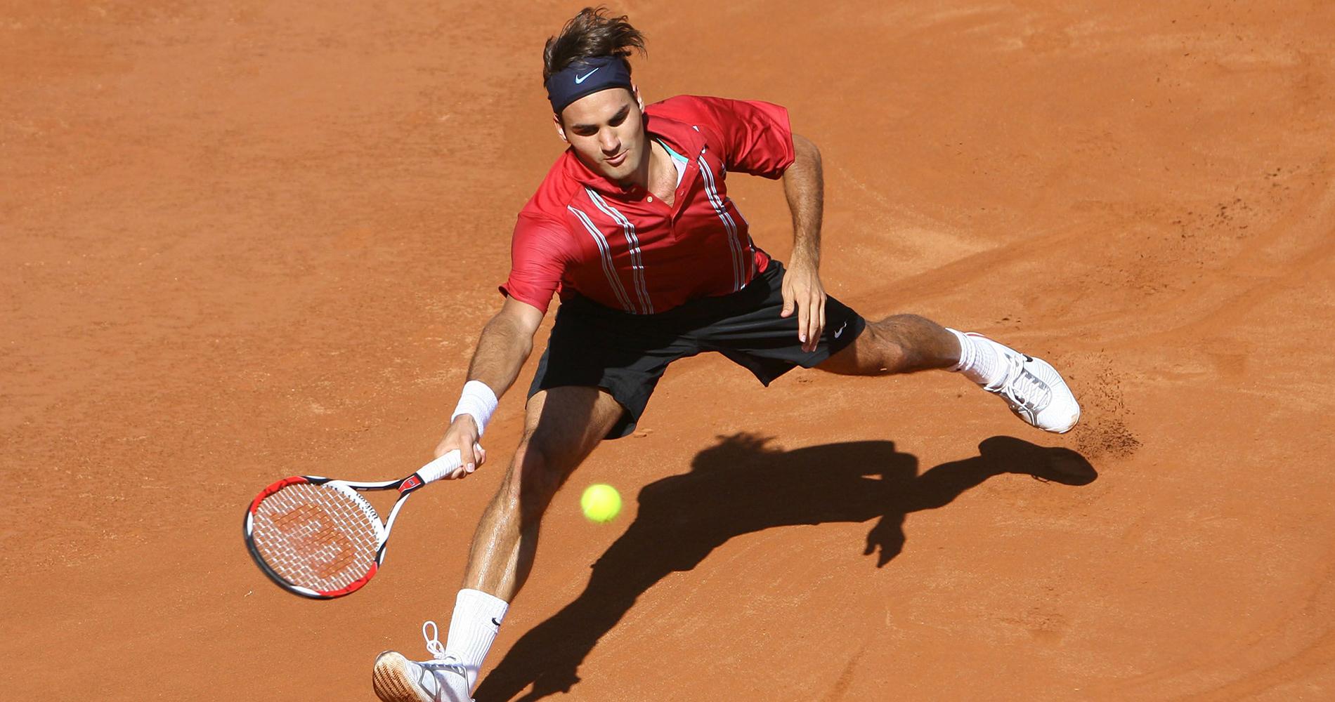 Roger Federer Hamburg 2007
