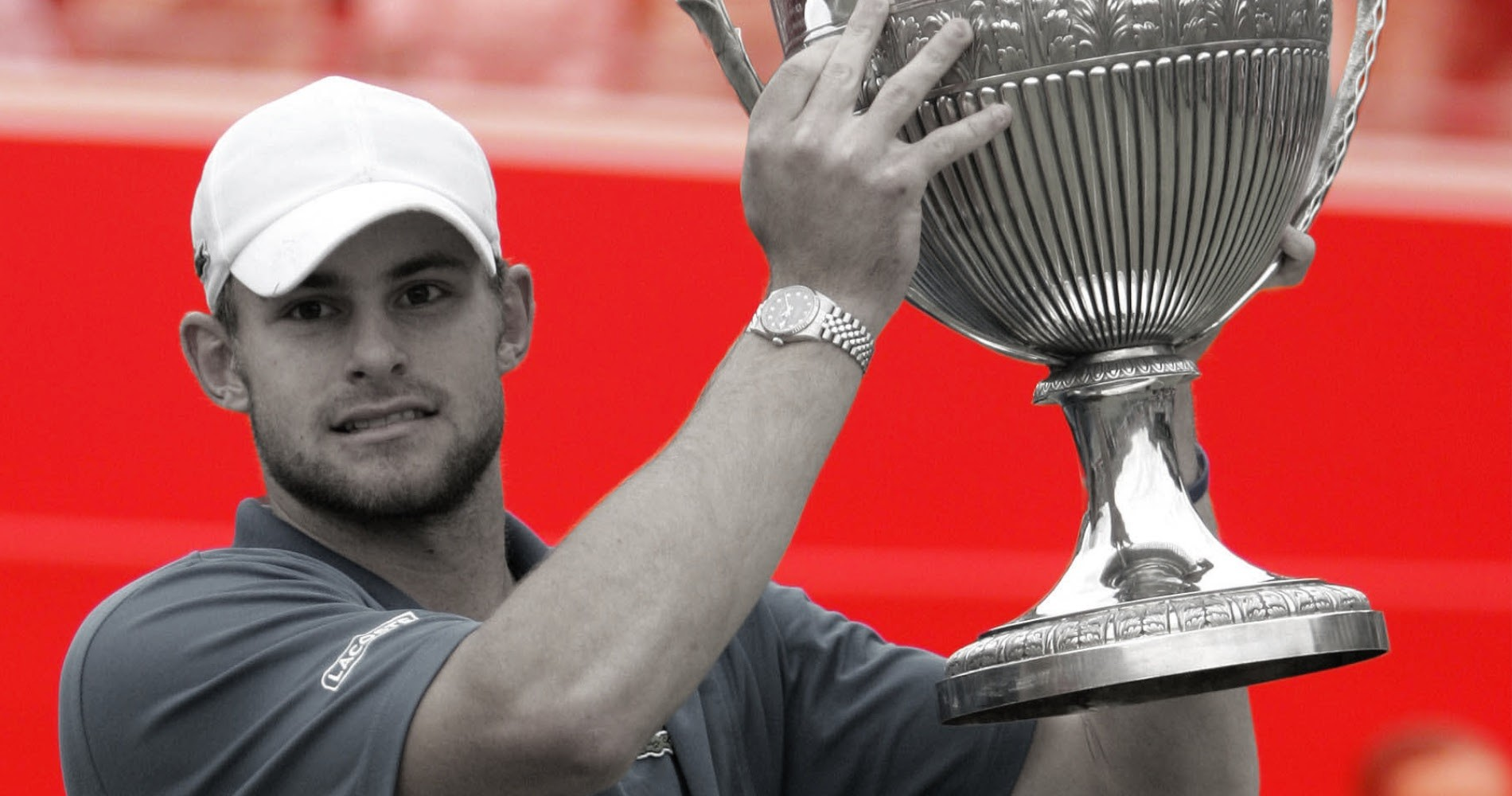 Andy Roddick - On this day