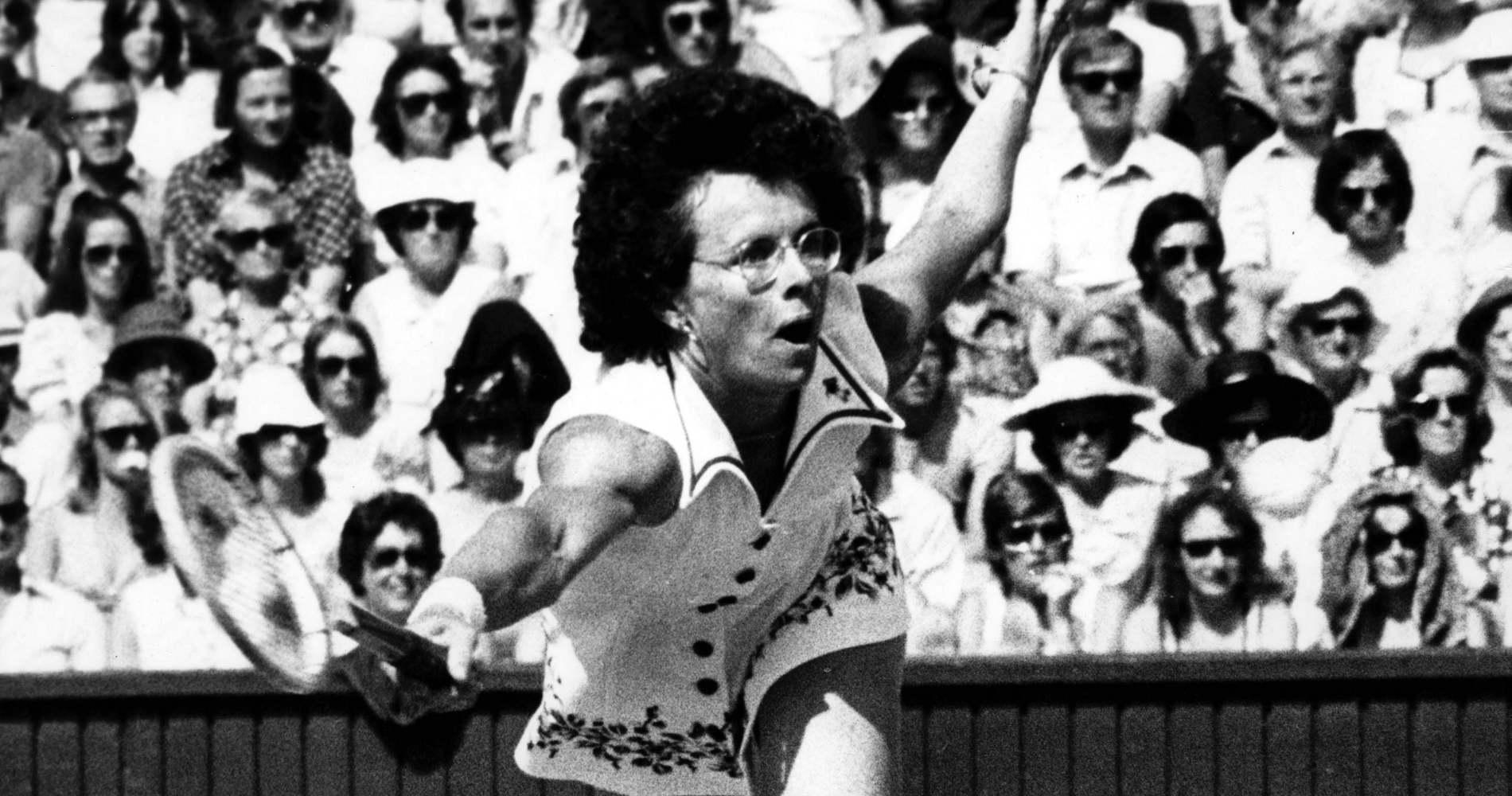 Billie Jean King, 1975 Wimbledon