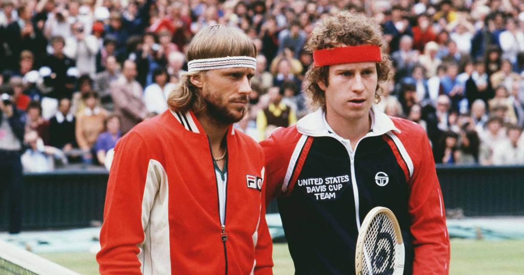 Bjorn Borg vs John McEnroe, 1980 Wimbledon final