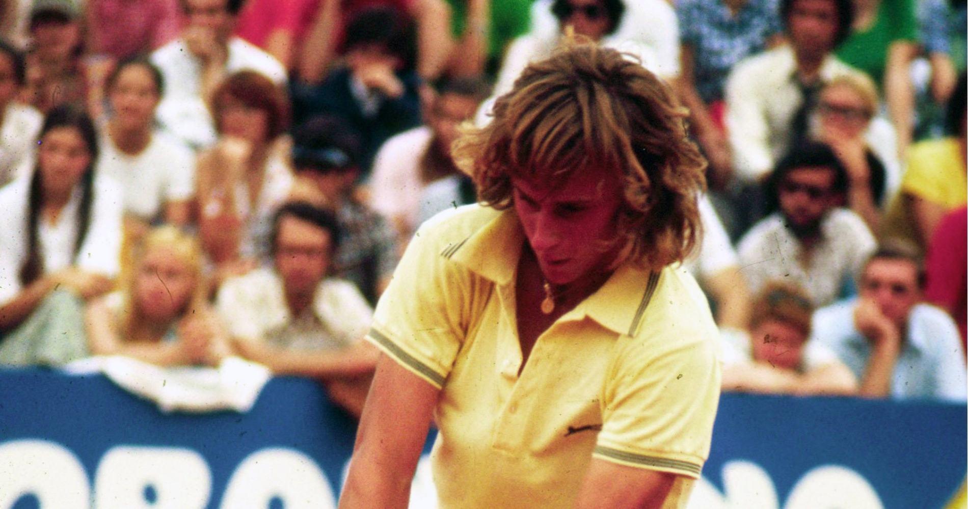 Bjorn Borg, 1974 French Open