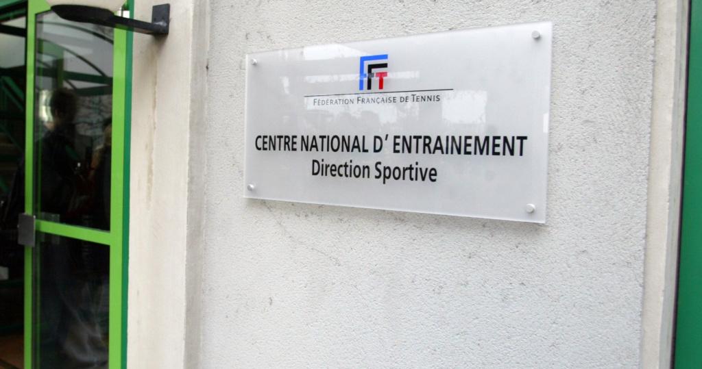 Centre National Tennis, FFT